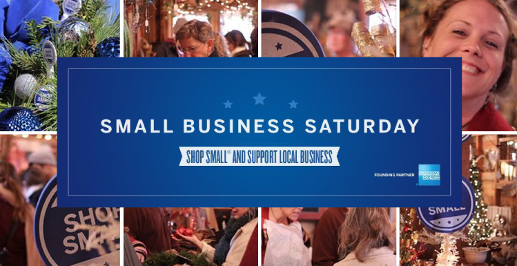 Join us for 2014 Small Business Saturday