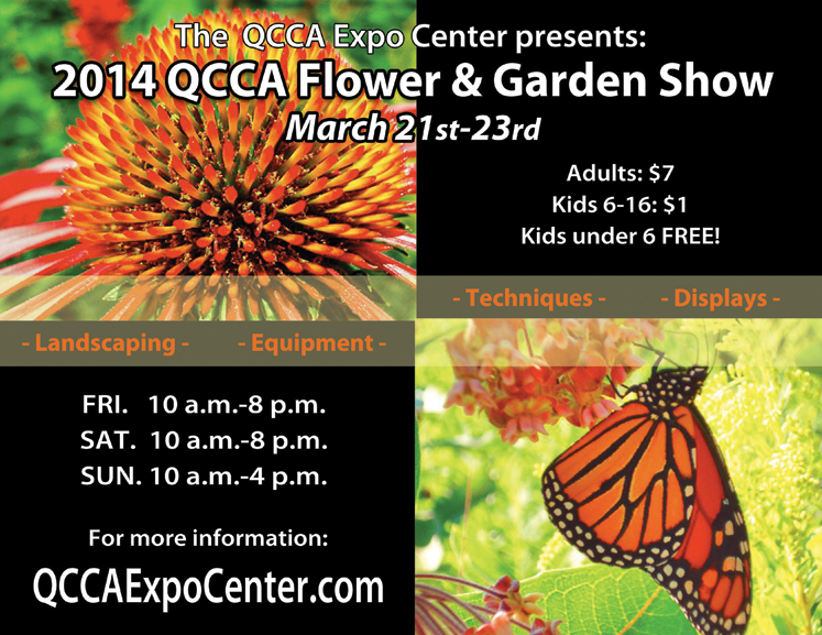 2014 Quad City Flower and Garden Show