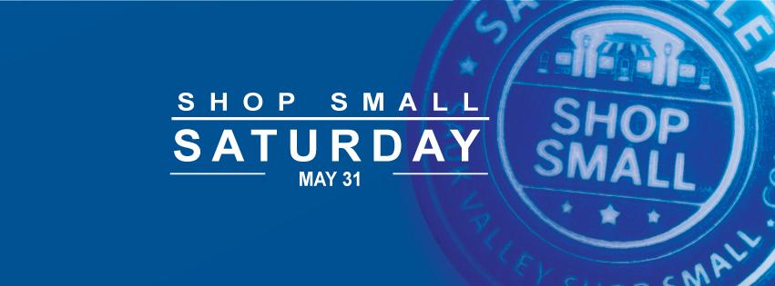 2014 Shop Small Saturday May 31