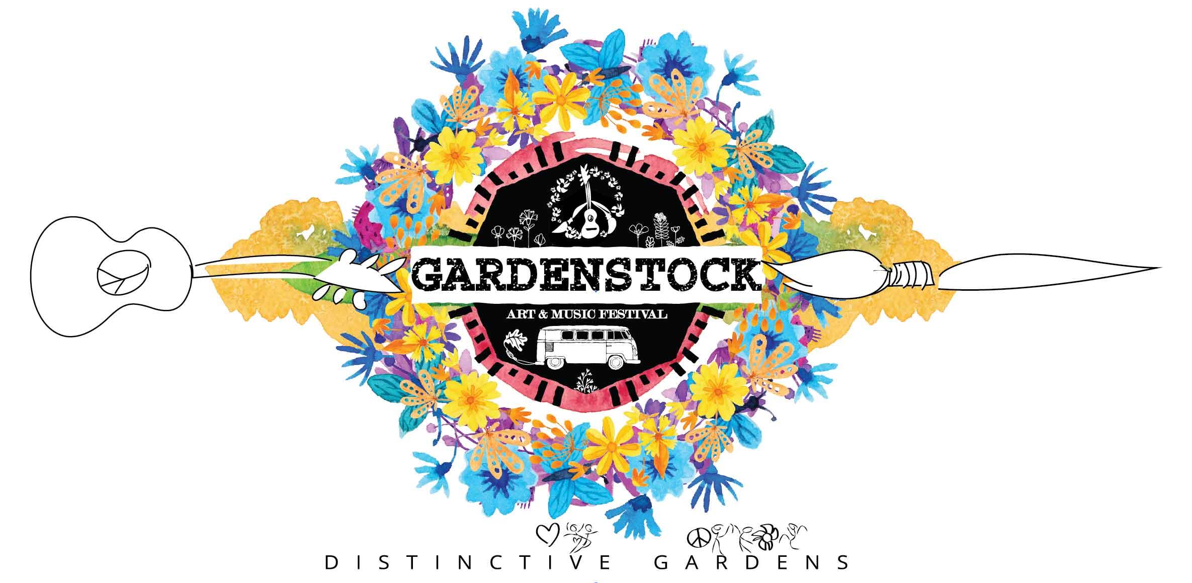 2018 Gardenstock Art & Music Festival News!